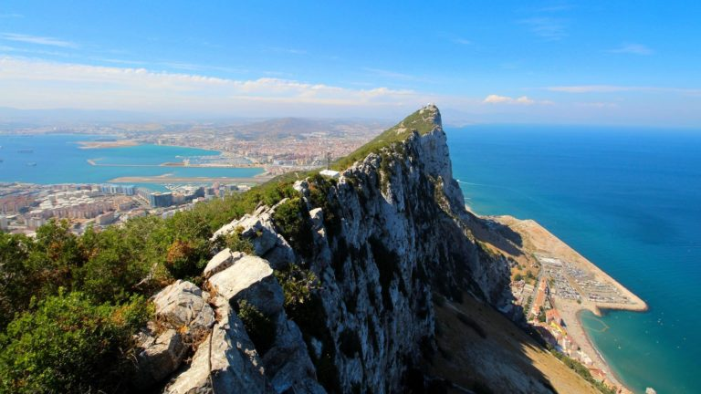 The Rock - Gibraltar Landscape