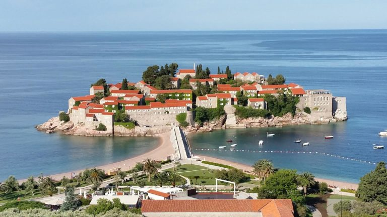 Exclusive travel destination in Montenegro