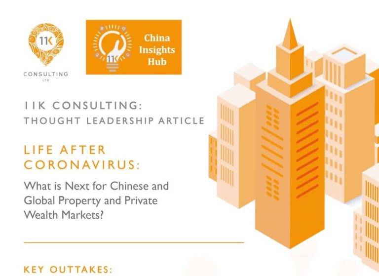 LIFE AFTER CORONAVIRUS: What is Next for Chinese and Global Property and Private Wealth Markets?